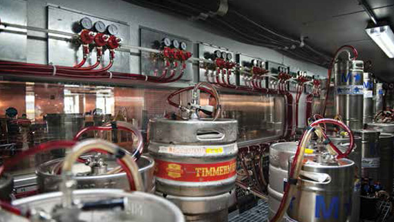 Draft Beer Dispensing Services Cold Tex Refrigeration